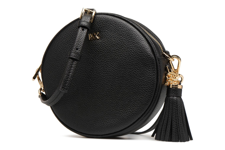 Sacs à main Michael Michael Kors MD Canteen Bag Noir vue portées chaussures