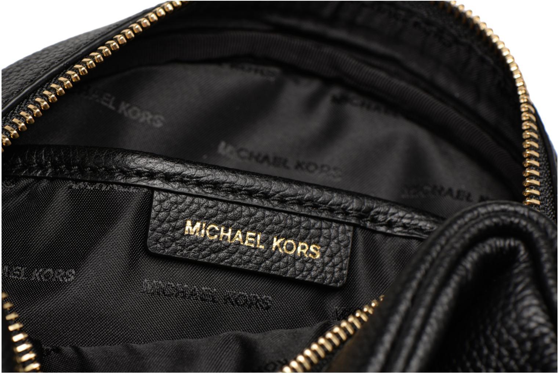 Sacs à main Michael Michael Kors MD Canteen Bag Noir vue derrière