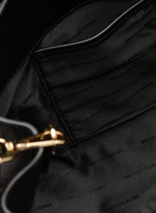 Handtaschen Michael Michael Kors Herron MD EW Tote schwarz ansicht von hinten