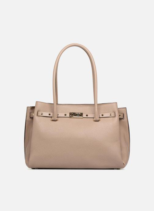 6c4c3ff46d21b Handtaschen Michael Michael Kors Addison LG Tote beige detaillierte  ansicht modell