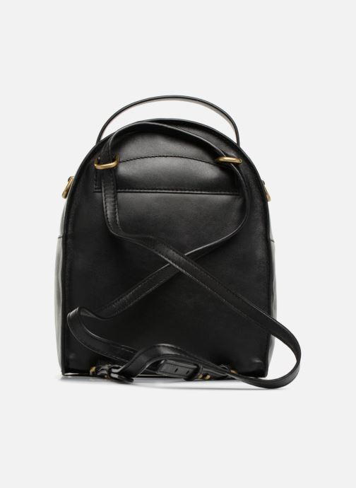 9dd1fd34b549aa Rucksacks Michael Michael Kors Jessa SM Convertible Backpack Black front  view
