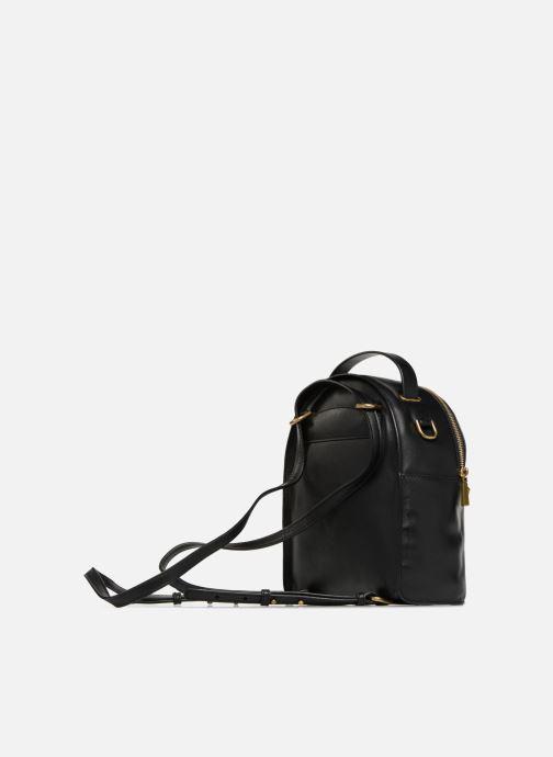 Mochilas Michael Michael Kors Jessa SM Convertible Backpack Negro vista lateral derecha