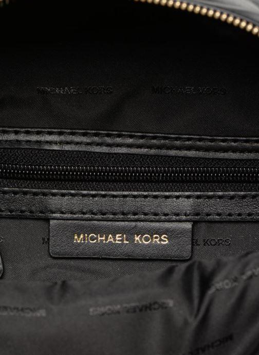 Sacs à dos Michael Michael Kors Jessa SM Convertible Backpack Noir vue derrière