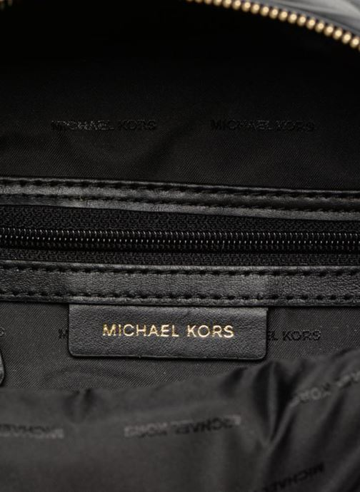 Mochilas Michael Michael Kors Jessa SM Convertible Backpack Negro vistra trasera