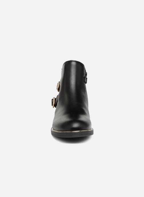 Bottines et boots Unisa Oslin Noir vue portées chaussures