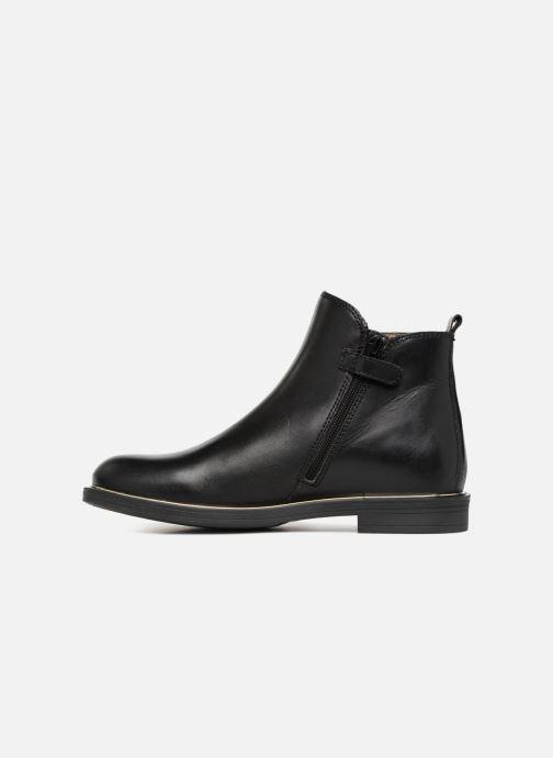 Bottines et boots Unisa Oslin Noir vue face