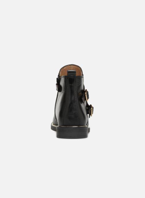 Bottines et boots Unisa Oslin Noir vue droite