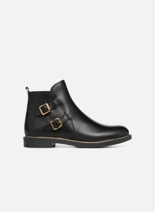 Bottines et boots Unisa Oslin Noir vue derrière