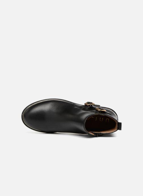 Bottines et boots Unisa Oslin Noir vue gauche
