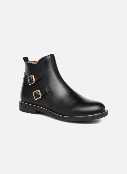 Bottines et boots Unisa Oslin Noir vue détail/paire