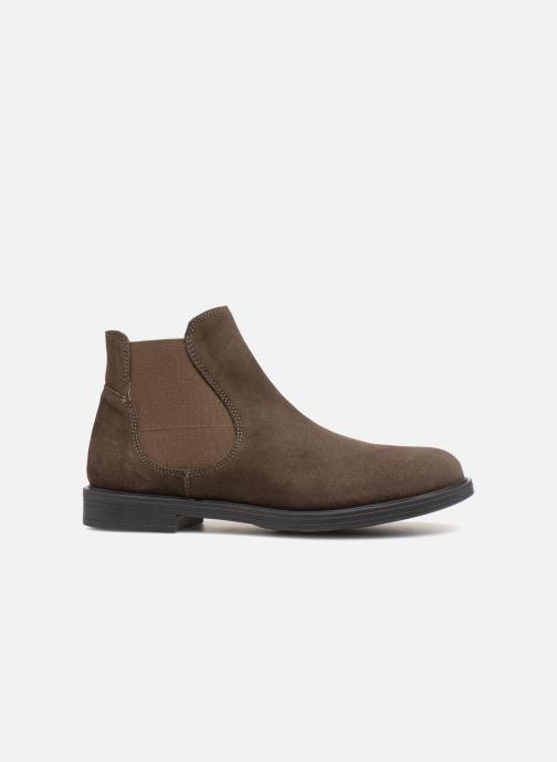Ankle boots Unisa Olguis Grey back view