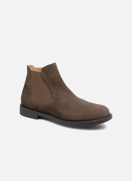 Ankle boots Unisa Olguis Grey detailed view/ Pair view