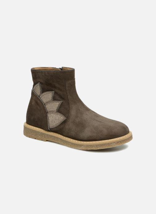 Ankle boots Unisa Nice Grey detailed view/ Pair view