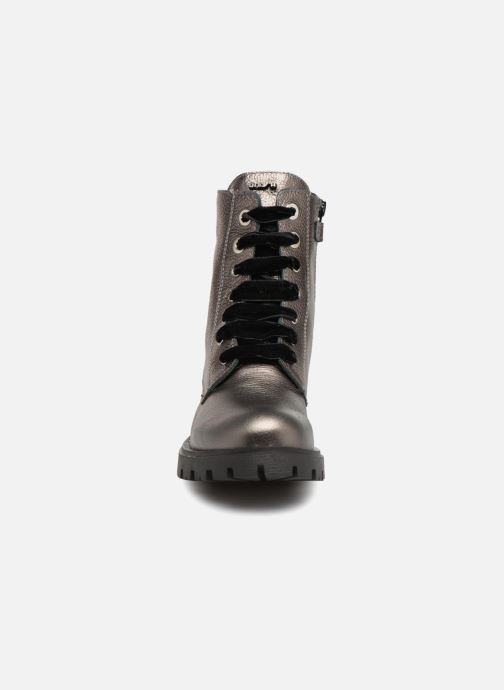Bottines et boots Unisa Poty Argent vue portées chaussures