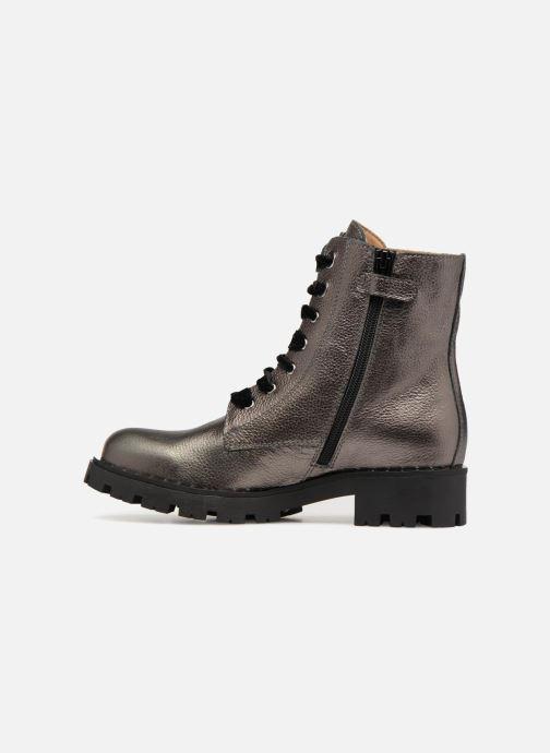 Bottines et boots Unisa Poty Argent vue face