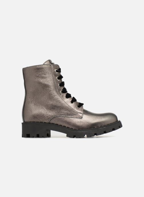 Bottines et boots Unisa Poty Argent vue derrière