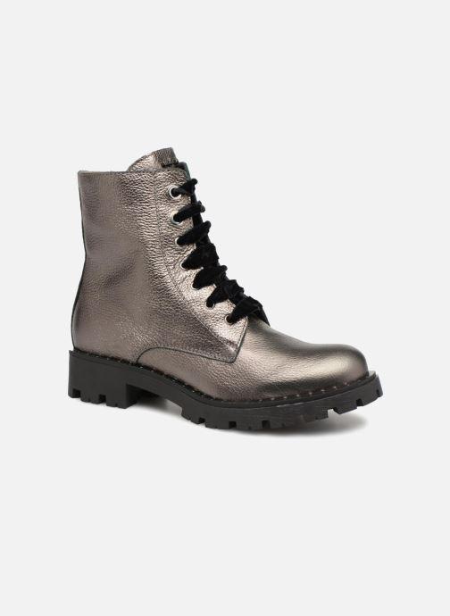 Bottines et boots Unisa Poty Argent vue détail/paire