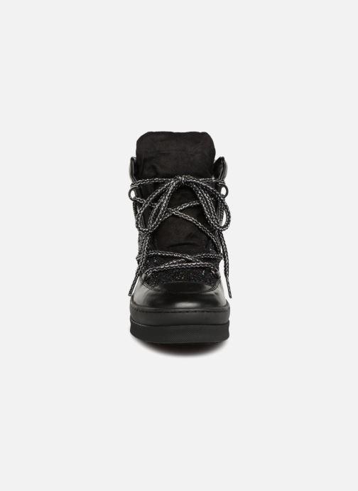Stiefel Unisa Freshita schwarz schuhe getragen