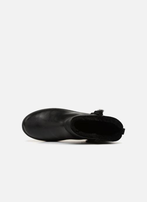Bottes Unisa Flory Noir vue gauche