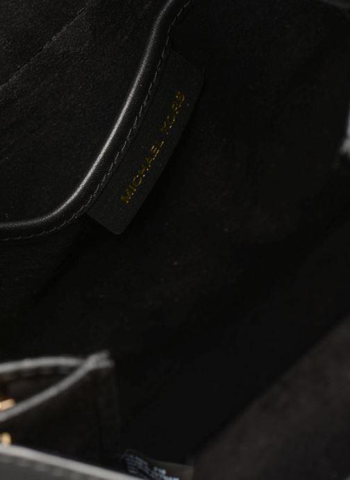 Handtassen Michael Michael Kors LILLIE LG HOBO Zwart achterkant