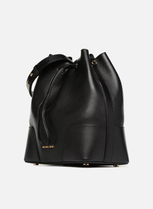 Handtassen Michael Michael Kors CARY MD BUCKET BAG Zwart model
