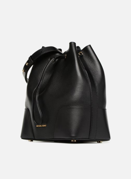 Handtassen Michael Michael Kors CARY MD BUCKET BAG Zwart model