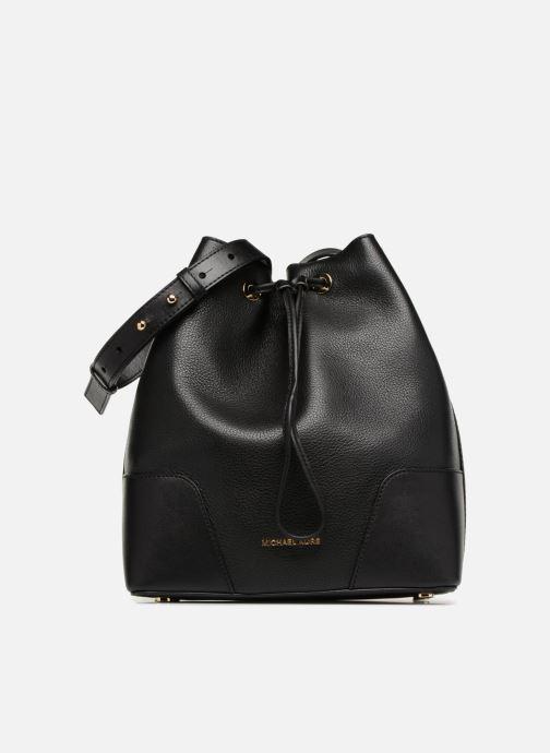 Handtassen Michael Michael Kors CARY MD BUCKET BAG Zwart detail