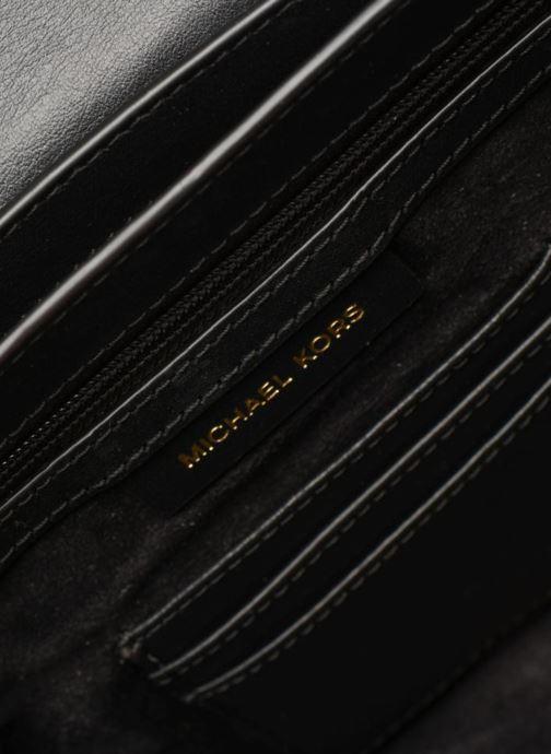 Sacs à main Michael Michael Kors CARY MD SADDLE BAG Noir vue derrière