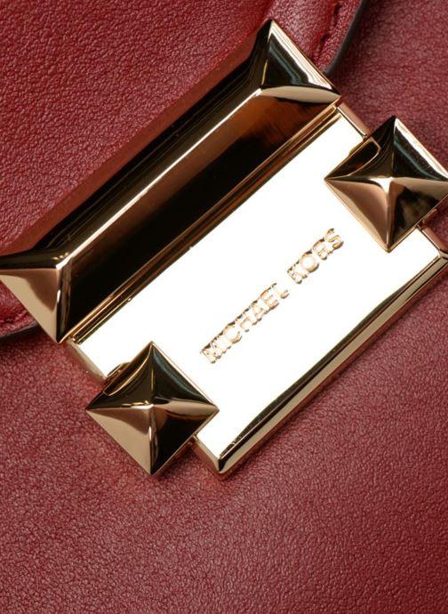 Handtassen Michael Michael Kors Whitney LG TH Satchel Bag Rood links