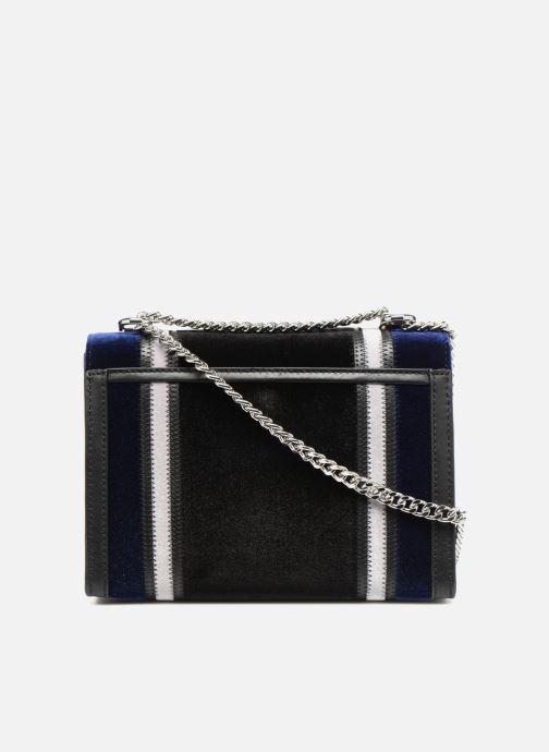 Handtassen Michael Michael Kors Whitney LG Shoulder Bag Blauw voorkant