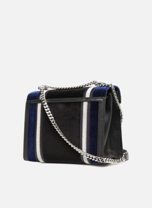Handtassen Michael Michael Kors Whitney LG Shoulder Bag Blauw rechts