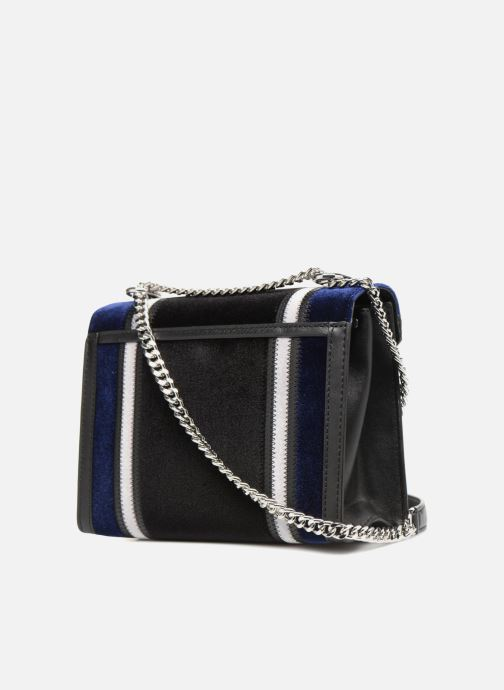 Sacs à main Michael Michael Kors Whitney LG Shoulder Bag Bleu vue droite
