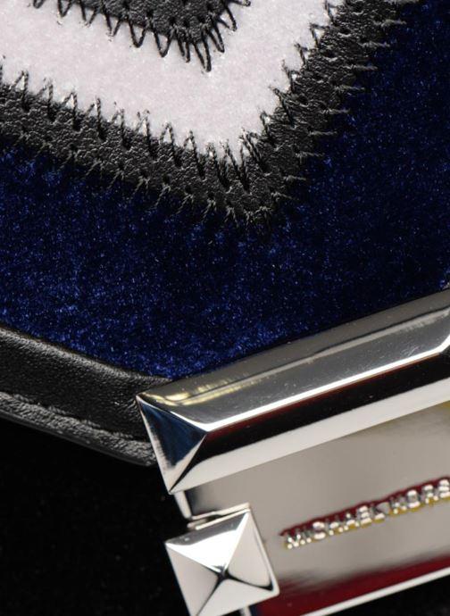 Sacs à main Michael Michael Kors Whitney LG Shoulder Bag Bleu vue gauche