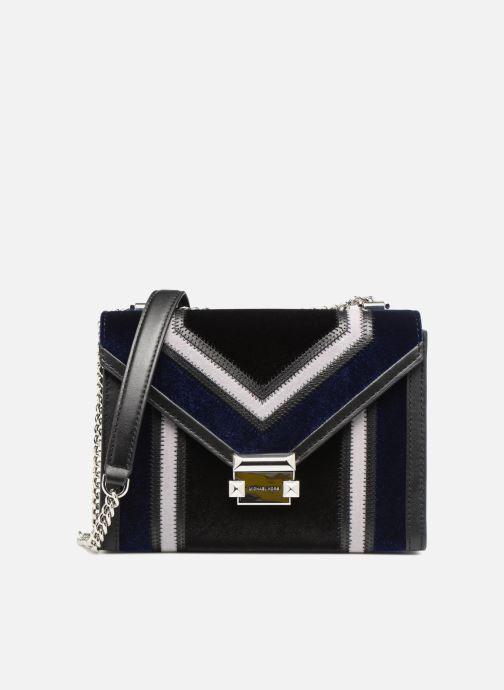 Sacs à main Michael Michael Kors Whitney LG Shoulder Bag Bleu vue détail/paire