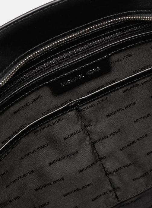 Handtassen Michael Michael Kors Whitney Cabas LG TZ Tote Zwart achterkant