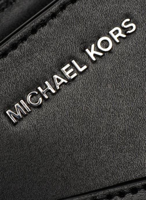 Handtassen Michael Michael Kors Whitney Cabas LG TZ Tote Zwart links