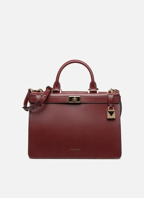 Handtaschen Michael Michael Kors Tatiana MD Satchel weinrot detaillierte ansicht/modell