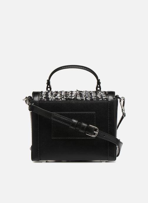 Michael Michael Kors Jayne SM Trunk Bag (Black) Handbags