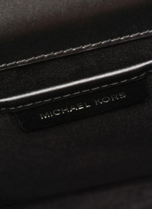 Sacs à main Michael Michael Kors Jayne SM Trunk Bag Noir vue derrière