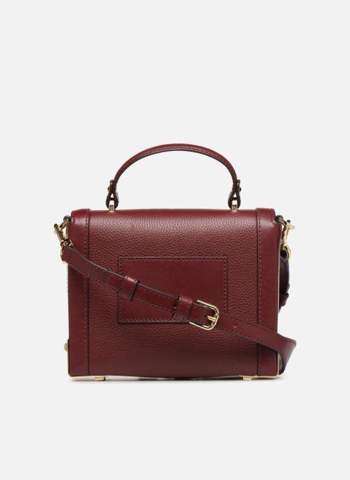 Handtassen Michael Michael Kors Jayne SM Trunk Bag Bordeaux voorkant