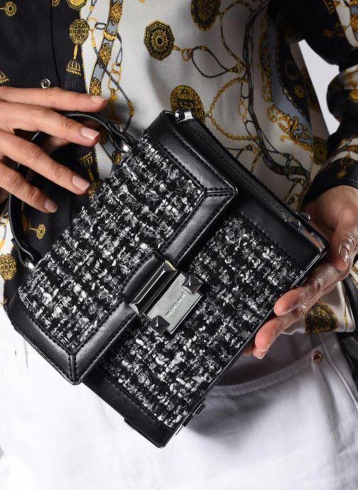 Handtassen Michael Michael Kors Jayne SM Trunk Bag Bordeaux onder