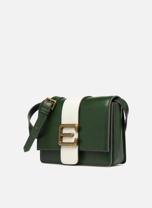 Handtaschen Essentiel Antwerp Risky small shoulderbag grün schuhe getragen