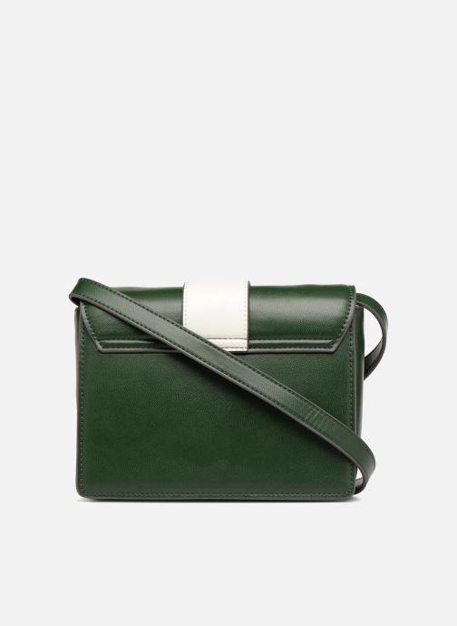 Handtaschen Essentiel Antwerp Risky small shoulderbag grün ansicht von vorne