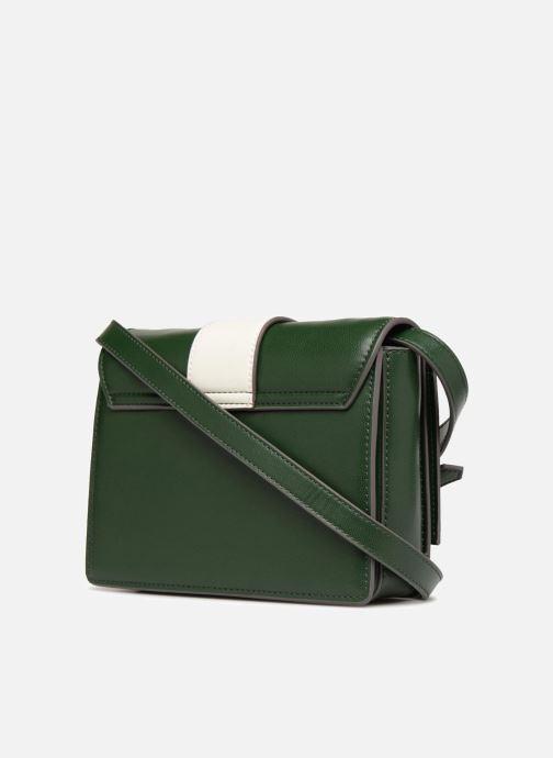 Handtassen Essentiel Antwerp Risky small shoulderbag Groen rechts