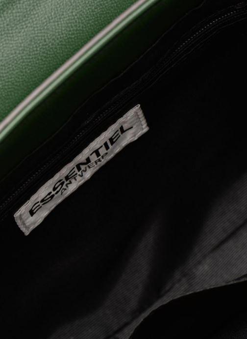 Handtassen Essentiel Antwerp Risky small shoulderbag Groen achterkant