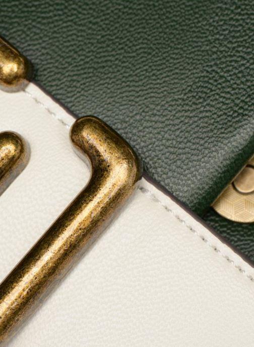 Handtaschen Essentiel Antwerp Risky small shoulderbag grün ansicht von links