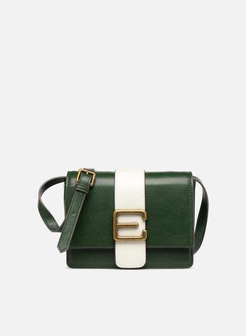 Handtassen Essentiel Antwerp Risky small shoulderbag Groen detail