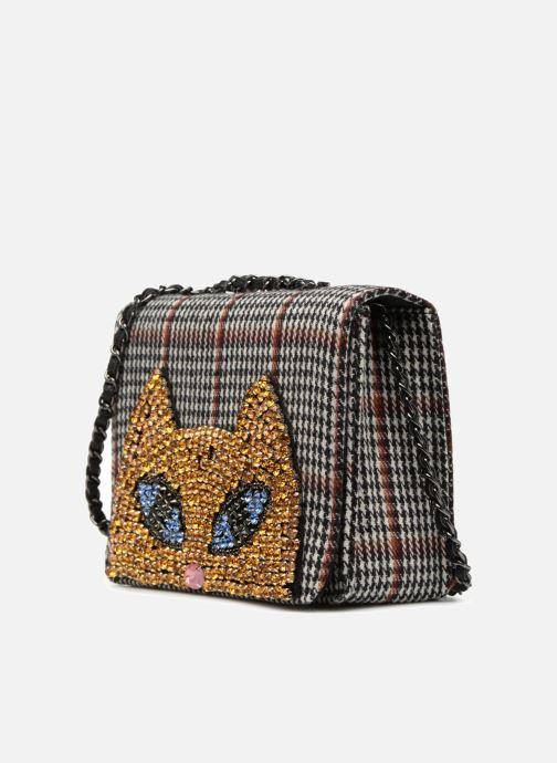 Borse Essentiel Antwerp Raury small shoulderbag Grigio modello indossato