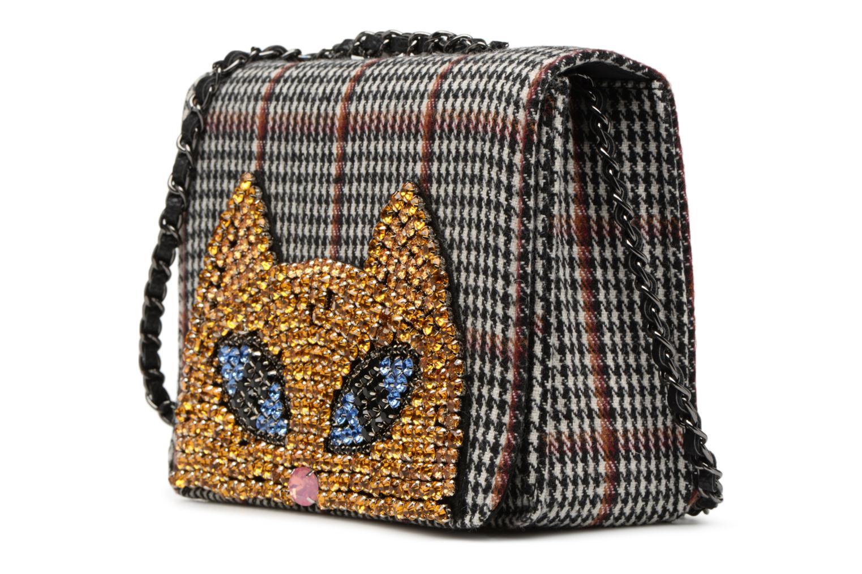 Handtaschen Essentiel Antwerp Raury small shoulderbag grau schuhe getragen
