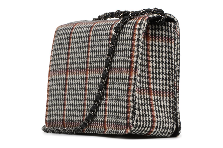 Handtaschen Essentiel Antwerp Raury small shoulderbag grau ansicht von rechts